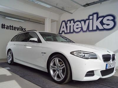 gebraucht BMW 520 d xDrive X DRIVE