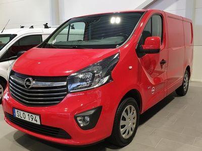 begagnad Opel Vivaro Van 1.6 CDTI BIturbo 125hk manuell