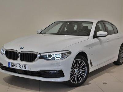 begagnad BMW 530 e Sport Line Navi Backkamera Adaptiv