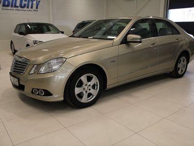begagnad Mercedes 220 E-KLASSCDI BlueEfficiency