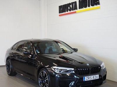 begagnad BMW M5 Sedan xDrive M Driver's paket Drag