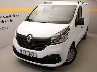 gebraucht Renault Trafic Skåp L1H1 1200 120hk TT S/S