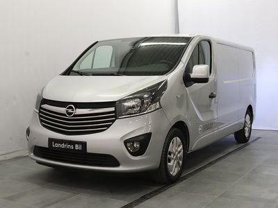 begagnad Opel Vivaro 1.6 BITURBO 140HK Skåp L2H1