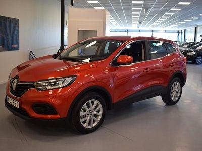 begagnad Renault Kadjar 1.3 TCe Aut 140hk Navi FRI HEMLEVERANS