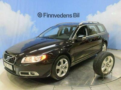 begagnad Volvo V70 2,4D Business Summum, v-hjul/drag