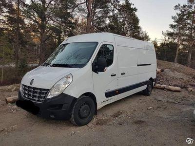 begagnad Renault Master 150h Hunddagis bil -13