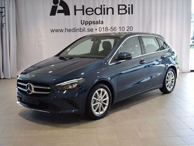 begagnad Mercedes B200 // Panormataklucka // Advantagepaket