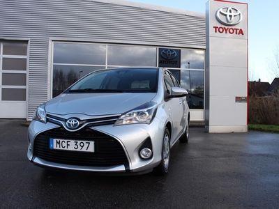 begagnad Toyota Yaris Hybrid Elhybrid 1.5 5-D Active