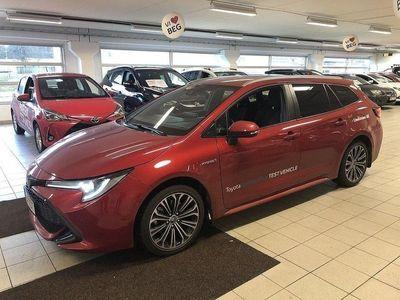 begagnad Toyota Corolla 2.0 Elhybrid kombi 180hk Style