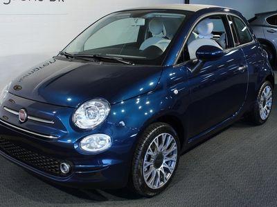 brugt Fiat 500C 1.2 69HK Lounge - Start&Stop