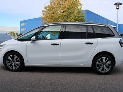 begagnad Citroën Grand C4 Picasso BlueHDi- FEEL (120hk -16