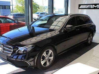 gebraucht Mercedes 220 E-KLASSd Kombi DEMO