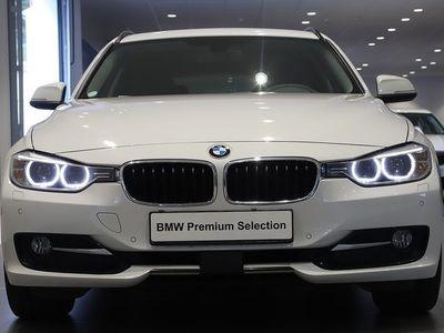 begagnad BMW 320 d Aut Touring