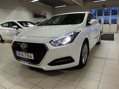 begagnad Hyundai i40 Kombi 1,6 ActivePlus 136hk