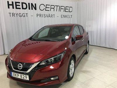 begagnad Nissan Leaf Leaf40 kWh N-Connecta / vinterhj