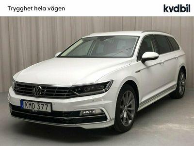 begagnad VW Passat 2.0 TDI 4MOTION (190hk) R Line Executive