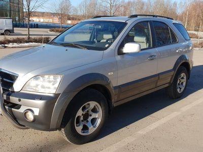 begagnad Kia Sorento 2,5 Crdi EX 4WD NYBESIKTAD -06