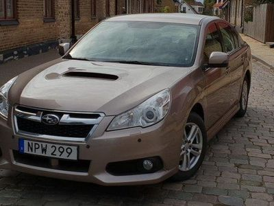 gebraucht Subaru Legacy 2.0D 4WD |Ny skick| 1 ägare -14