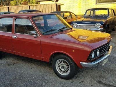 begagnad Fiat 132 GL 1600 99hk Nybesiktigad