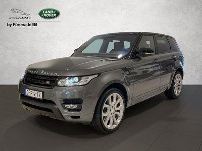begagnad Land Rover Range Rover Sport SDV6 292hk Auto