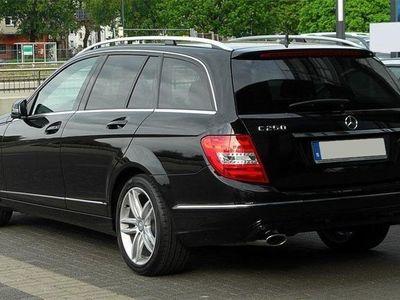 begagnad Mercedes C250 T CDI BlueEFFICIENCY
