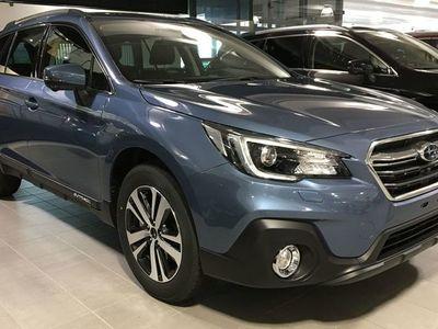 begagnad Subaru Outback Active