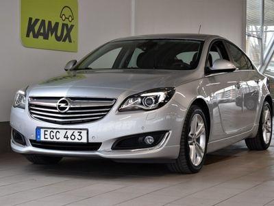 używany Opel Insignia 2.0 CDTI 4x4 SÖNDAGSÖPPET 31/3 Manuell, 163hk, 2014