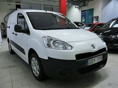 begagnad Peugeot Partner 1,6 e-HDI | 4787Mil | MOMS | -13