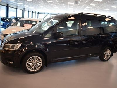 begagnad VW Caddy Maxi Life 1.4 TGI GAS DSG 7-