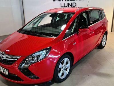 begagnad Opel Zafira 2,0 CDTI XENON/DRAG