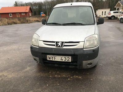 begagnad Peugeot Partner Van 2.0 Ny bes skatt