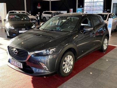 begagnad Mazda CX-3 2.0 VISION 2016, SUV 139 500 kr
