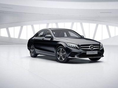 begagnad Mercedes C220 d Sedan
