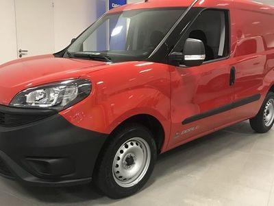 begagnad Fiat Doblò SKÅP L1H1 FLEET EDITION 1.3 MJT 80 HK
