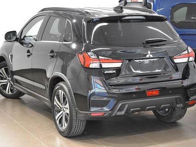 begagnad Mitsubishi ASX Komfort 2.0 AS&G Automat 4WD - NYHET