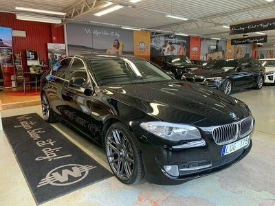 begagnad BMW 525 d Sedan Steptronic 204hk