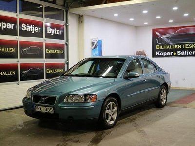 begagnad Volvo S60 2.4 (170hk) Business-Drag-Välvårdad
