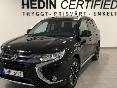 begagnad Mitsubishi Outlander P-HEV P-HEV 2.0 Business Safety Plug-in-Hybrid 4WD CVT 203hk