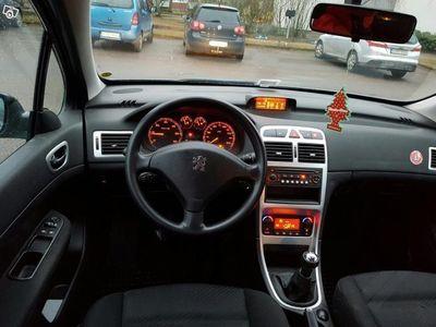 begagnad Peugeot 307 XS 1.6 Disel -06