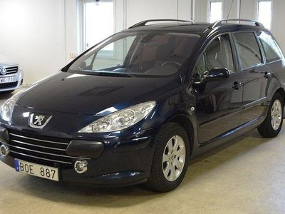 begagnad Peugeot 307 Break Active 1.6 Bioflex 109hk 12
