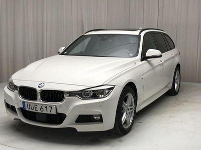 begagnad BMW 320 3-serien d xDrive Touring, F31