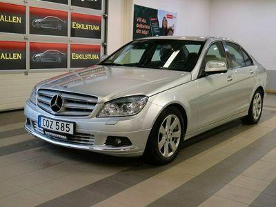 begagnad Mercedes C220 CDI Classic (170hk) M-Värmare