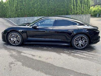 begagnad Porsche Taycan Turbo Ny, i Sverige för lev