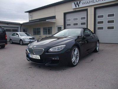 begagnad BMW 650 Cabriolet