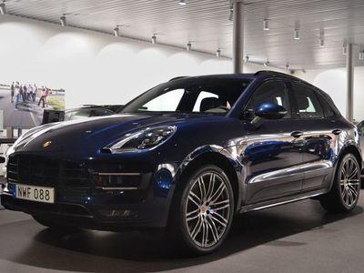 begagnad Porsche Macan Turbo Performance Package 2017, SUV 745 000 kr
