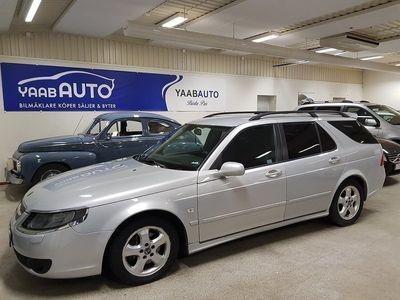 begagnad Saab 9-5 SportCombi 1.9 TiD Automat Linear 150hk