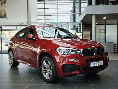 gebraucht BMW X6 30d M-Sport xDrive Sv-Såld -15