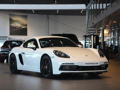 brugt Porsche 718 Cayman GTS, SportDesign-paket -18