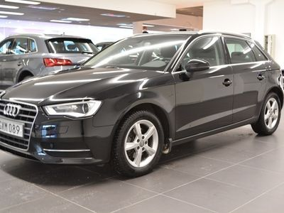 begagnad Audi A3 Sportback SB 1.2 TFSI 110 HK SB 1.2