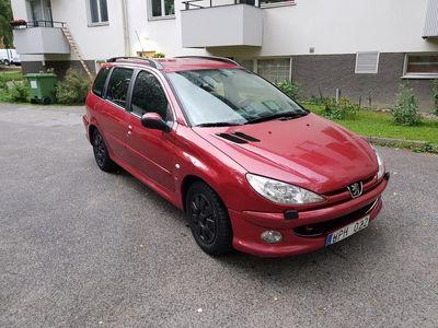 begagnad Peugeot 206 SW kombi -04